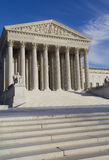 Supreme Court building Royalty Free Stock Photography