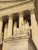 Supreme Court building Stock Image