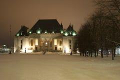 Supreme Court of Canada Stock Image