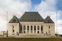 Supreme Court of Canada building Stock Images