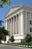 Supreme Court Facade Royalty Free Stock Images