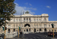 Supreme Court of Italy Royalty Free Stock Photos