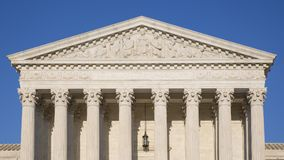The Supreme Court Stock Photography