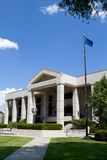Supreme Court Nevada. Supreme Court of Nevada building in Carson City, NV Royalty Free Stock Photography