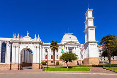 Supreme Court, Sucre. Supreme Court Of Bolivia In Sucre is located in Sucre, the constitutional capital of Bolivia Stock Photography