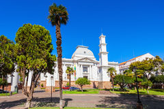 Supreme Court, Sucre. Supreme Court Of Bolivia In Sucre is located in Sucre, the constitutional capital of Bolivia Royalty Free Stock Image