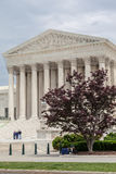 Supreme Court of the United States Stock Image