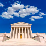 Supreme Court  United states in Washington Stock Photos