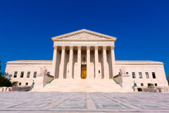 Supreme Court  United states in Washington Royalty Free Stock Photos