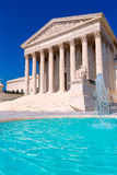 Supreme Court  United states in Washington Stock Photography