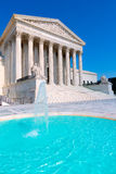 Supreme Court  United states in Washington Royalty Free Stock Image