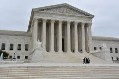 Supreme Court of the United States Royalty Free Stock Images
