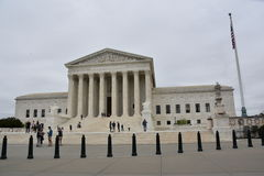 Supreme Court of the United States stock images