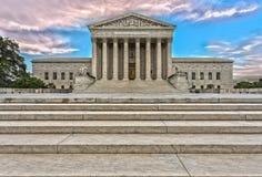 Supreme Court Royalty Free Stock Image