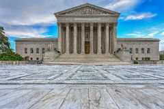 Supreme Court Royalty Free Stock Photo
