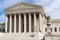 Supreme Court Washington DC USA Stock Photo