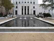 Supreme Court Water Royalty Free Stock Photo