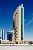 The Supreme Education Council Building in Doha, Qatar Royalty Free Stock Photography