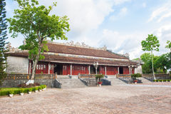 Supreme Harmony Palace at Citadel of Hue Stock Photography