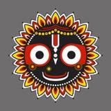 Supreme Lord Jagannatha. Supreme Lord of Universe Lord Jagannatha royalty free illustration