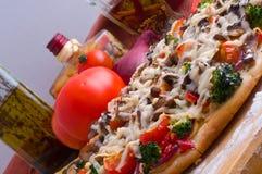 Supreme Pizza Royalty Free Stock Photos