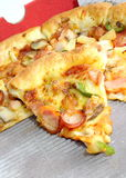 Supreme Pizza Royalty Free Stock Images