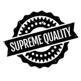 Supreme Quality rubber stamp Royalty Free Stock Photo