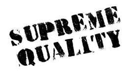 Supreme Quality rubber stamp Stock Photography
