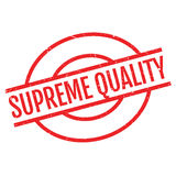 Supreme Quality rubber stamp Royalty Free Stock Photos