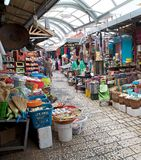 Suq d'Akko Photo stock