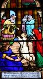 Sur Сена Triel, Франция - 12-ое июня 2016: живописный Святой Marti Стоковое Изображение RF