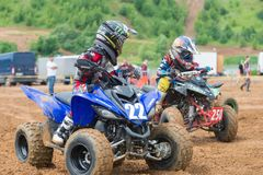Sur ATVs Photos stock