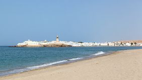 Sur Beach, Oman Stock Image