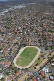 Sur de Australia aéreo Imagen de archivo libre de regalías