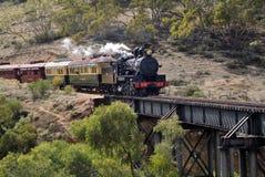 Sur de Australia, ferrocarril Imagen de archivo