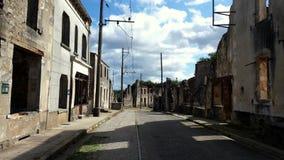 Sur Glane di Oradour Fotografia Stock