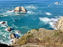 Sur grande Califórnia Fotografia de Stock