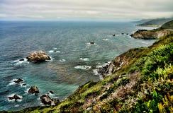 Sur grande Califórnia Imagens de Stock Royalty Free