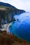 Sur grande California Foto de archivo libre de regalías