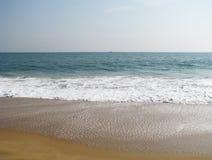 Sur l'océan image libre de droits
