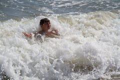 Sur la mer photos stock