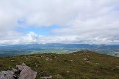 Sur la montagne Image stock