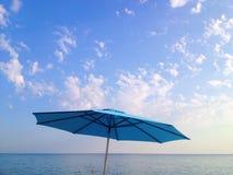 Sur la plage photographie stock