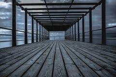 Sur le bord de mer Photographie stock libre de droits
