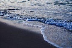 Sur le rivage Photographie stock