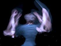 Sur les ailes de Mozart Photographie stock libre de droits