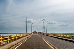 Sur les routes photographie stock libre de droits