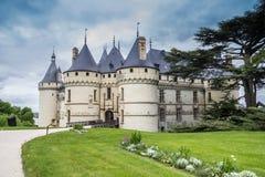 Sur Loire de Chaumont Fotografia de Stock