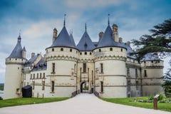 Sur Loire de Chaumont Fotografia de Stock Royalty Free