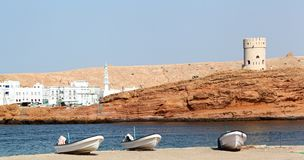 Sur, Oman Images stock